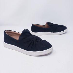 A New Day Black Twist Knot Sneakers Sz. 9